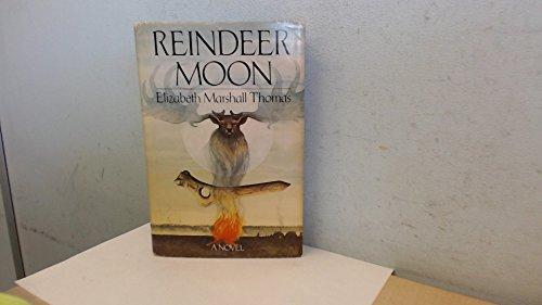 9780395421123: Reindeer Moon
