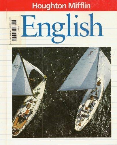 9780395421871: Houghton Mifflin English: Level 4