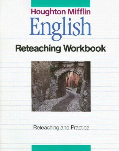 9780395422052: Houghton Mifflin English: Workbook Plus Practice & Enrichment Level 4