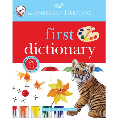 "9780395425305: ""American Heritage"" First Dictionary"
