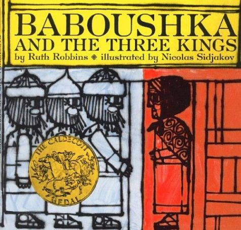 9780395426470: Baboushka and the Three Kings