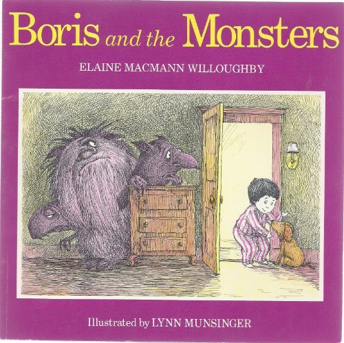 9780395426494: Boris and the Monsters