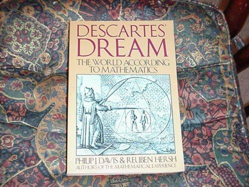 9780395431542: Descartes' Dream: The World According to Mathematics
