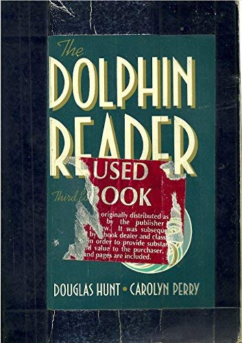 9780395432136: The Dolphin reader
