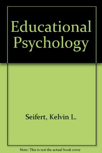 9780395432358: Educational Psychology
