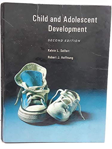 9780395432365: Child and Adolescent Development