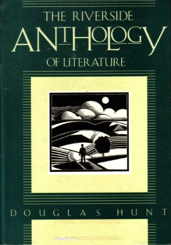 9780395432648: The Riverside Anthology of Literature