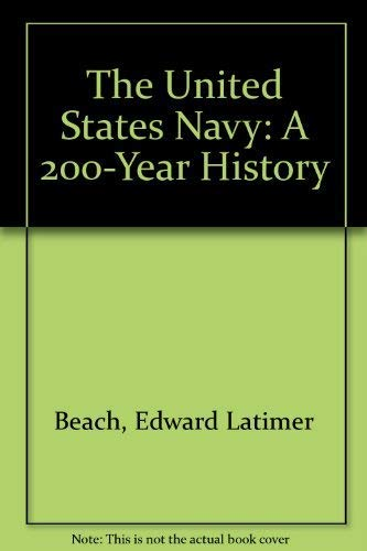 9780395432891: The United States Navy: A 200-Year History