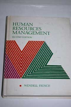 9780395433287: Human Resources Management