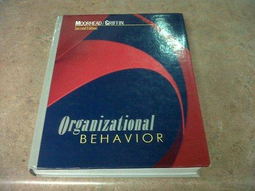 9780395433348: Organizational Behavior
