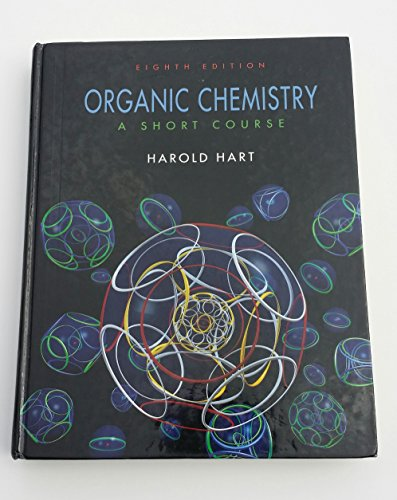 9780395433362: Organic Chemistry: A Short Course (8th Edition)
