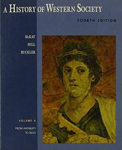 9780395433447: History of Western Society