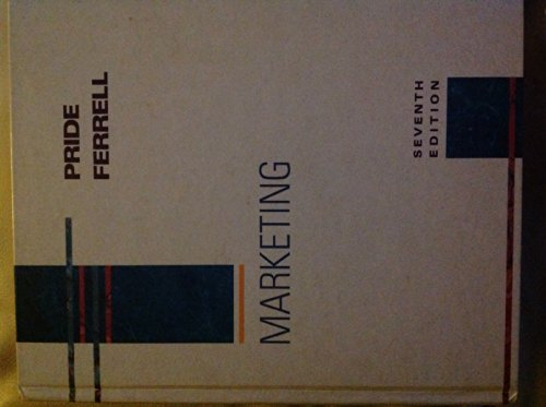 9780395433584: Marketing: Concepts and strategies