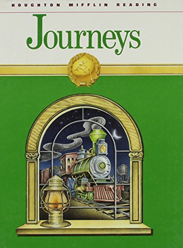 Journeys: Level J (Houghton Mifflin Reading): Mary Lou Alsin,