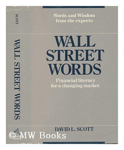 Wall Street Words: Scott, David L.