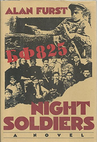 9780395437803: Night Soldiers Hb