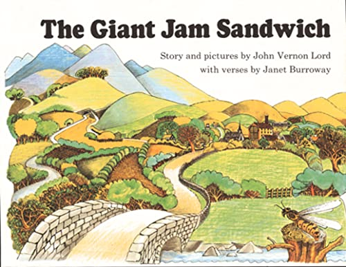 9780395442371: The Giant Jam Sandwich (Sandpiper Book) (Rise and Shine)