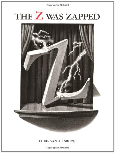 9780395446126: The Z Was Zapped: A Play in Twenty-Six Acts