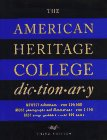 9780395446386: American Heritage College Dictionary