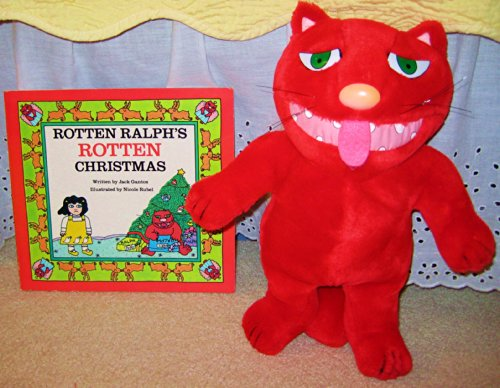 9780395453469: Rotten Ralph's Rotten Christmas/Book and Doll