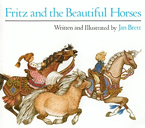 9780395453568: Fritz and the Beautiful Horses (Sandpiper Books)