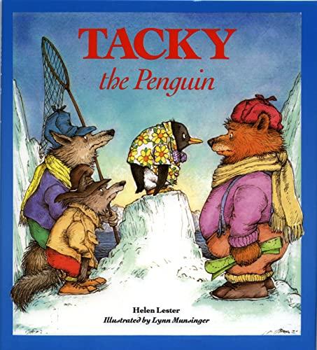 9780395455364: Tacky the Penguin