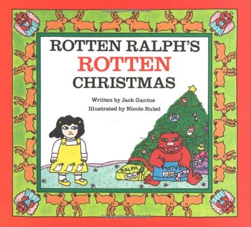 9780395456859: Rotten Ralph's Rotten Christmas
