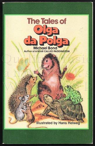 9780395459911: The tales of Olga da Polga