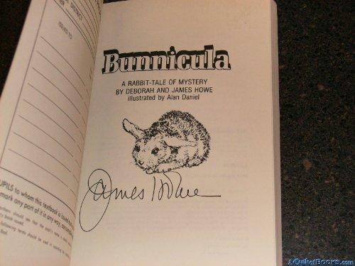 9780395459942: Bunnicula: A rabbit-tale of mystery (Houghton Mifflin literature)