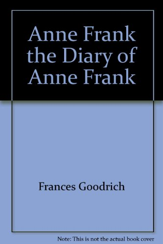 9780395459966: Anne Frank the Diary of Anne Frank