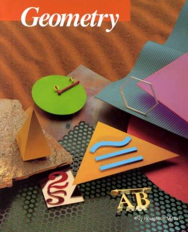 9780395461464: Geometry
