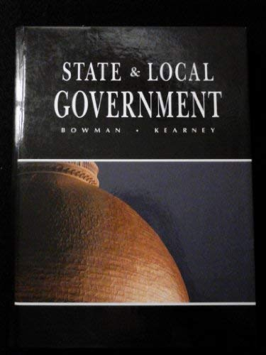 9780395464052: State and Local Government