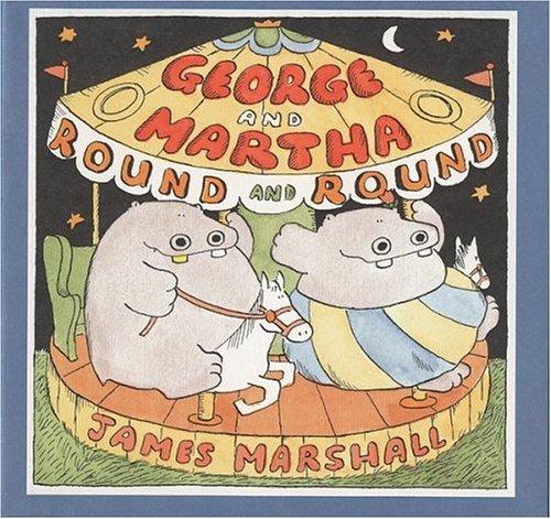 George & Martha Round and Round: Marshall, James