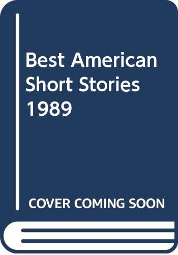 Best American Short Stories 1989: Atwood, Margaret. Flannery