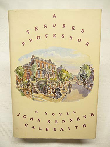 9780395471005: A Tenured Professor