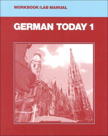 9780395471241: German Today