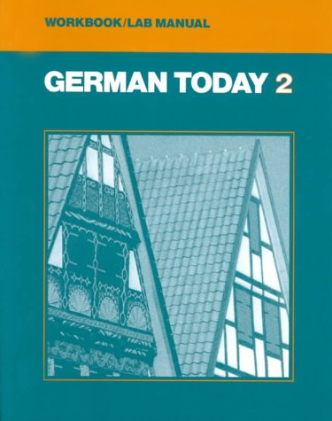 9780395471388: German Today