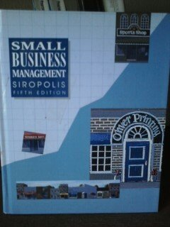 9780395472071: Small Business Management