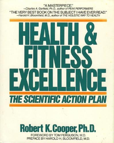 HEALTH + FITNESS EXCELLENCE: Cooper, Robert K