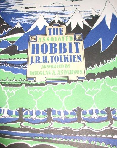 ANNOTATED HOBBIT: TOLKIEN J.R.R ANDERSON DOUGLAS