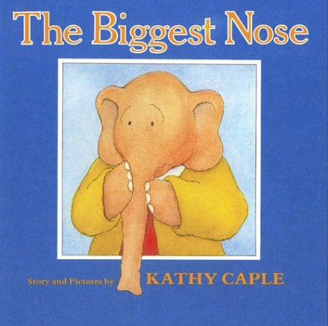 9780395479438: The Biggest Nose