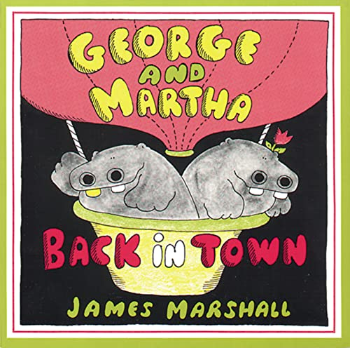 9780395479469: George and Martha Back in Town