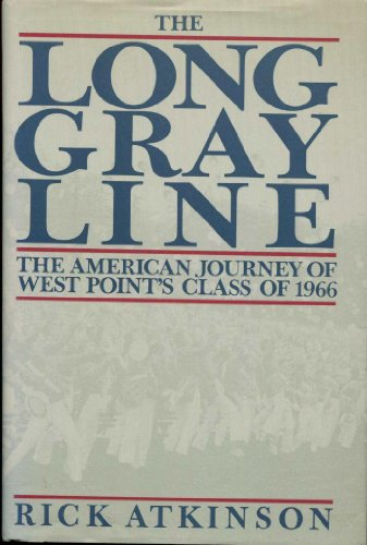 9780395480083: Long Gray Line Hb