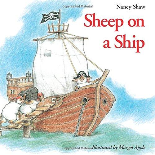 9780395481608: Sheep on a Ship