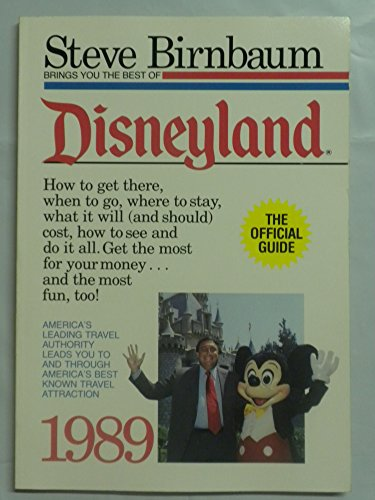 Birnbaum Disneyland 1989: Birnbaum, Stephen