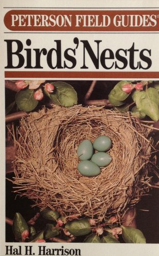 9780395483664: Peterson Field Guide(R) to Eastern Birds' Nests (Peterson Field Guides)