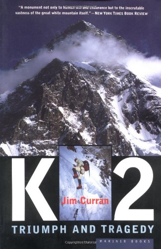 9780395485903: K2: Triumph and Tragedy