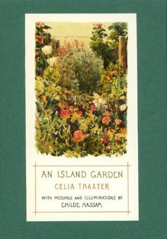 9780395485910: An Island Garden