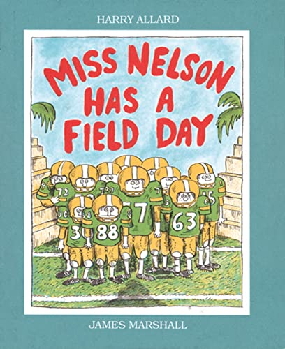 9780395486542: Miss Nelson Has a Field Day