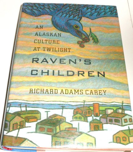 Raven's Children (A Richard Todd Book): Carey, Richard Adams